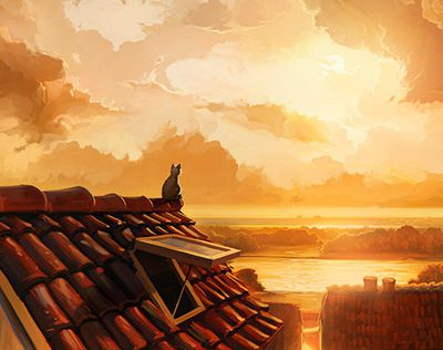 Mind-blowing illustrations by RHADS