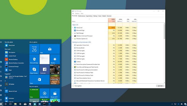 Here's How You Can End a Task Using Task Manager on Windows 10
