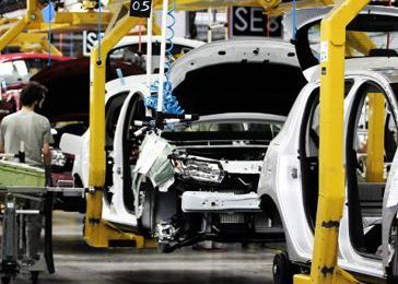 RoumanIE : Industrie auto – Ford Craiova exporte son SUV !