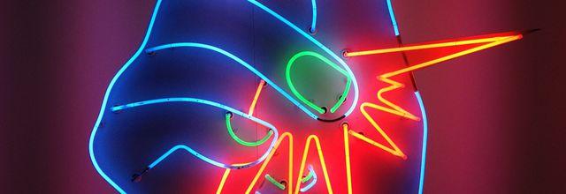 Martial Raysse, rétrospective 1960-2014, au Centre Pompidou, Paris