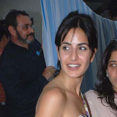 Katrina kaif at Amrita Arora Wedding