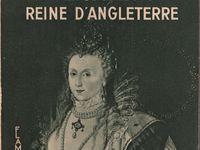 "J.-H. Rosny Jeune ""Elisabeth Reine d'Angleterre"" (Flammarion - 1937)"