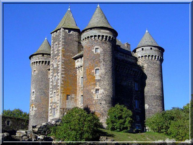 Diaporama château de Montpeyroux