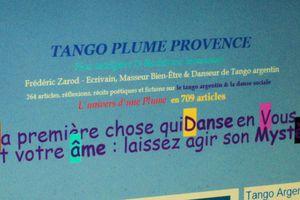 Tango formidable, merci Maestro