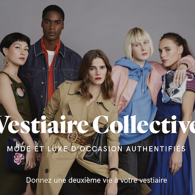 Start-up : Vestiaire Collective lève178 millions d'euros auprès de Kering