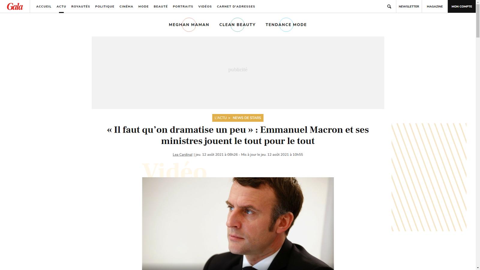 https://www.gala.fr/l_actu/news_de_stars/il-faut-quon-dramatise-un-peu-emmanuel-macron-et-ses-ministres-jouent-le-tout-pour-le-tout_474389
