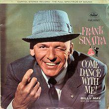 Quand j'entends chanter Sinatra
