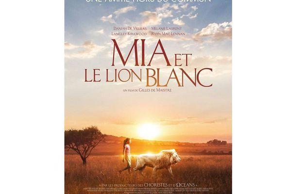 Mia et le lion blanc, ode à la nature sauvage