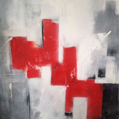 Création et Peinture Abstraite de Jean.Paul Dewasch
