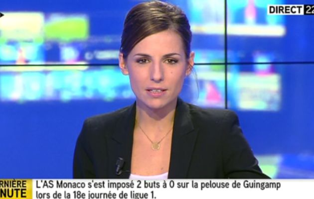 2013 12 14 - 22H00 - ALICE DARFEUILLE- ITELE - INTEGRALE WEEK-END