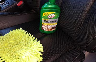 Como cuidar los asientos de piel de tu coche