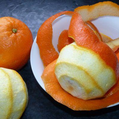 Des oranges pour nos recettes d'hiver