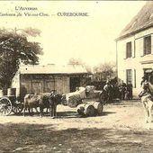 Vic sur cére en cartes postales anciennes - L'Auvergne Vue par Papou Poustache