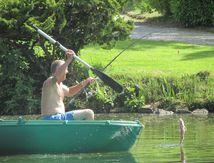 Journée canne à pêche, 28 Juin 2015
