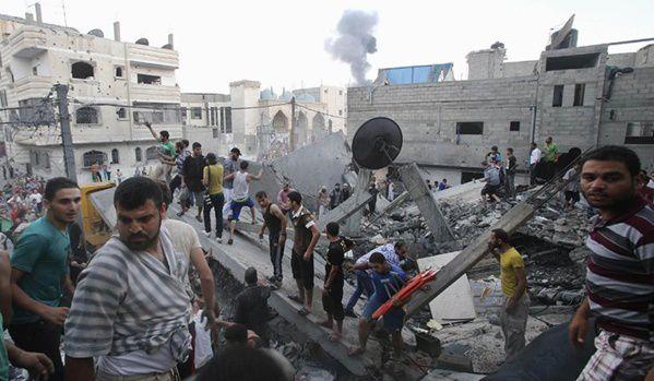 Israël avait informé les USA de ses plans d'asphyxie de l'économie à Gaza (Wikileaks)