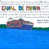 Manon et Mario, une carte postale des Mamarossa ! - Manu et Martin autour du monde