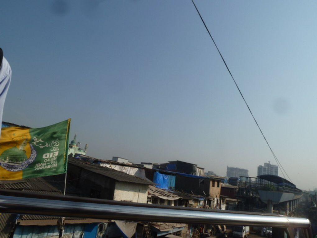 J3 - Mumbai, the slum