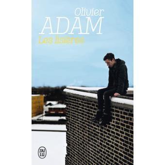 Les lisières- Olivier Adam