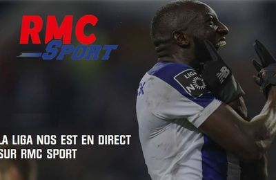 FC Porto / Rio Ave et Sporting / Benfica en direct lundi sur RMC Sport