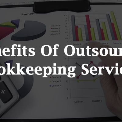 Benefits Of Outsourcing Bookkeeping For Your Small Business