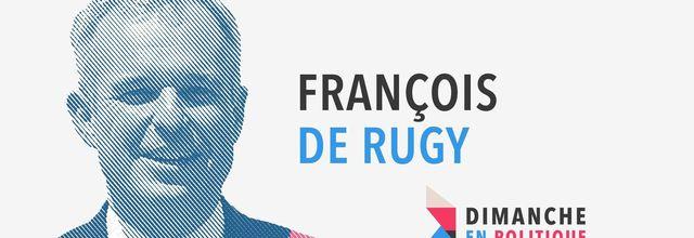 France 3 : « Dimanche en politique » avec François de Rugy le 1er Octobre
