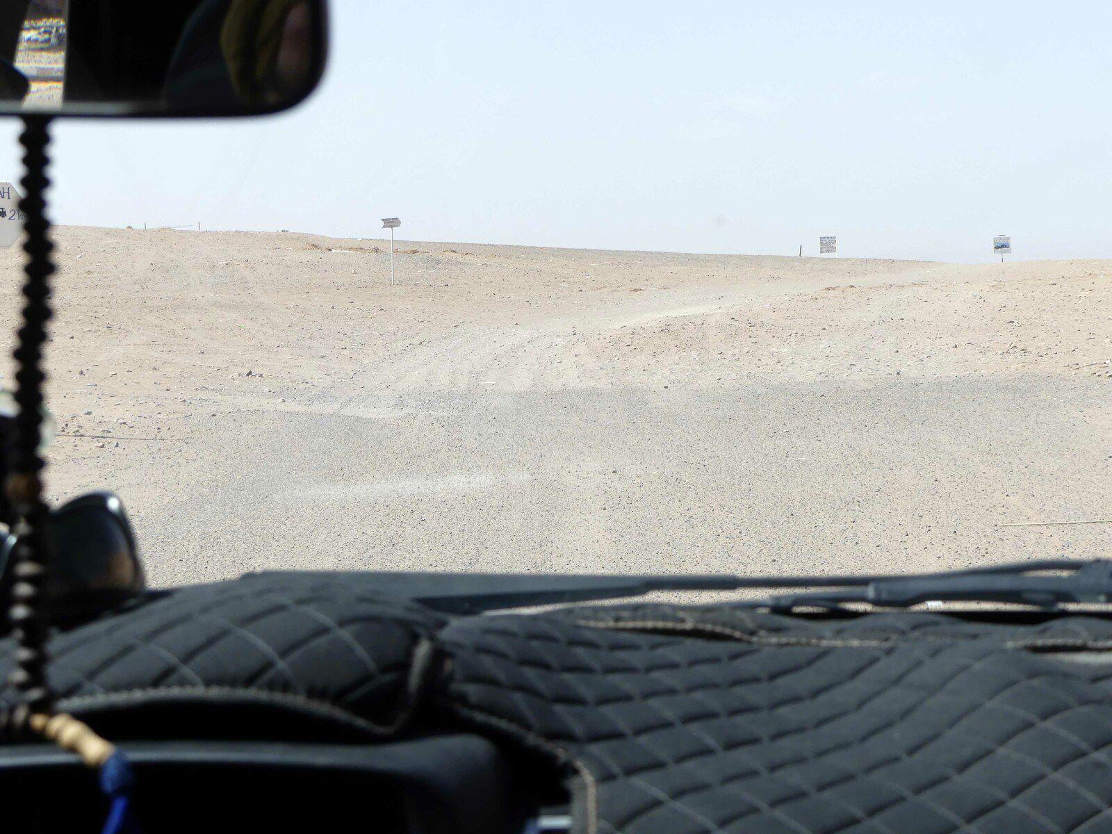 Virée en 4X4 dans la réserve d'Iriki