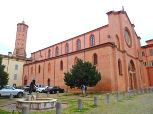 Modène, le circuit Canal Chiaro, Sant' Eufemia