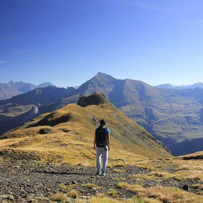 Au cœur des Pyrénées, dans une Nature grandiose.