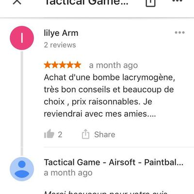 Tactical Games, Toulouse