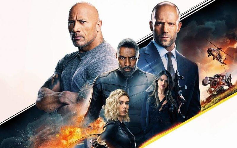[critique] Fast & Furious : Hobbs & Shaw
