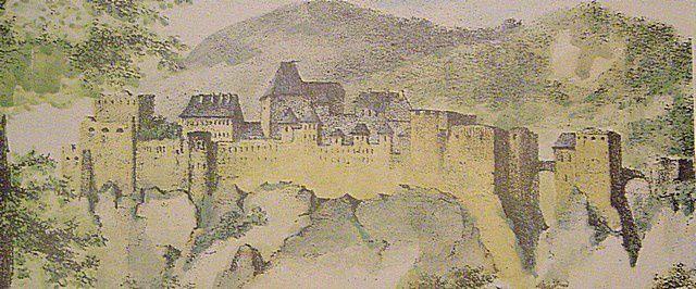 Diaporama château de Bouillon