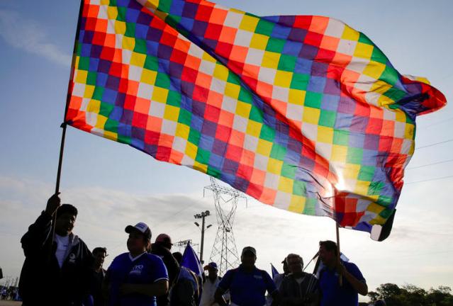 Bolivie: victoire du Mouvement vers le socialisme (MAS) !
