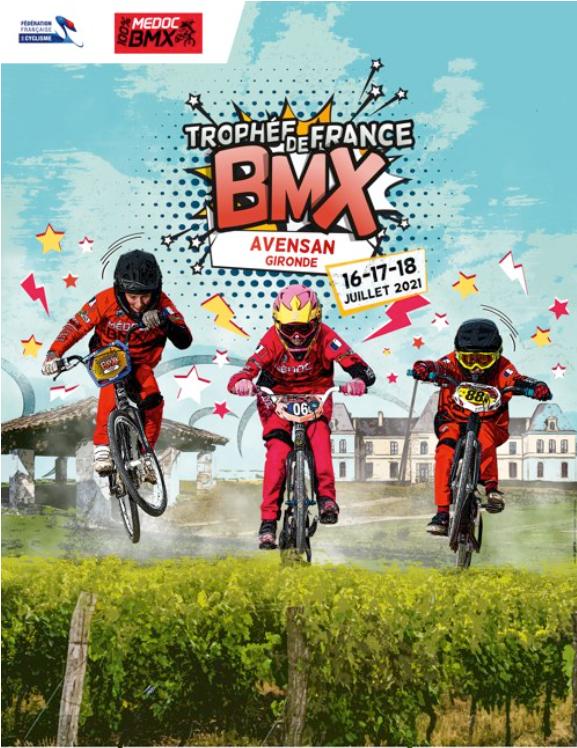 Inscrits au Trophée de France 2021