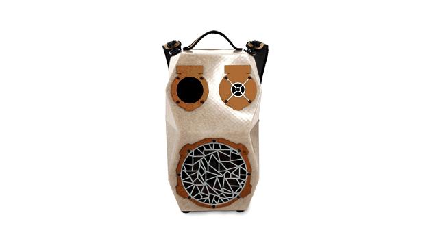 Innovation produit : VOODOO, l'enceinte nomade en mode sac à dos