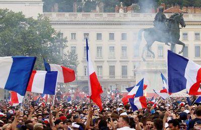 La France remporte la Coupe du monde de football