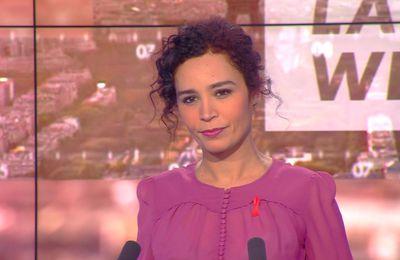 📸4 AIDA TOUIHRI @AidaTouihri @JohannaCarlosD8 ce matin @LaMatinaleWE @cnews #LaMatinaleWE #vuesalatele