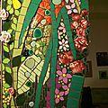 atelier mosaïque à Gémozac