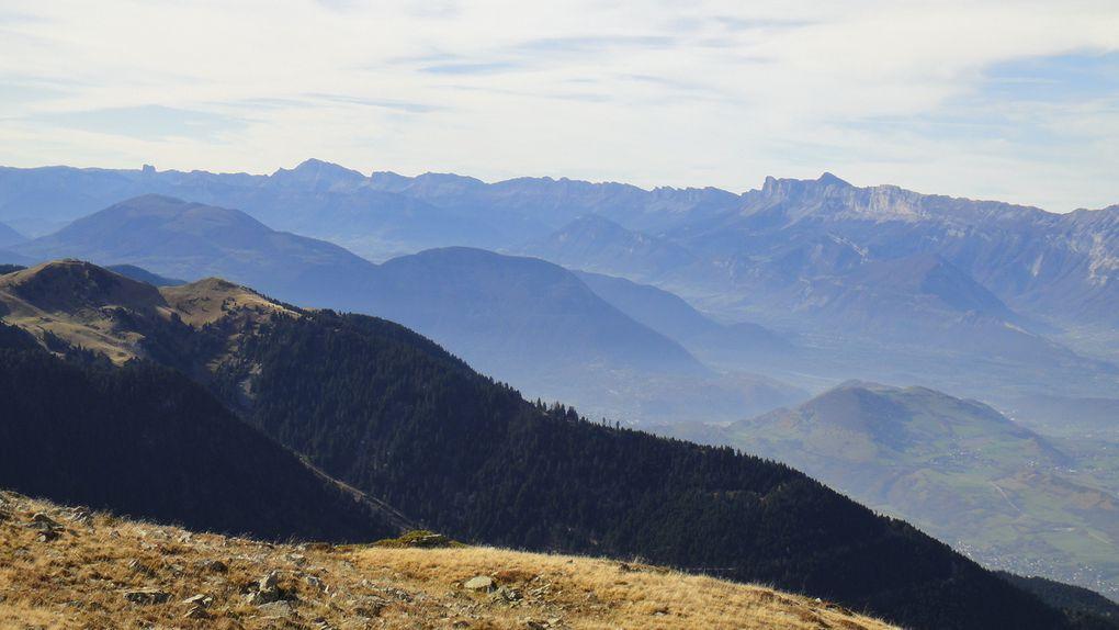 Le Grand Colon (2394m), par le lac Merlat et le lac Crozet