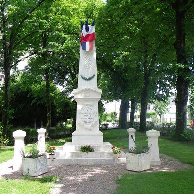 Réfection du monument aux morts