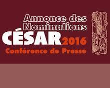 CinéLaudon & le palmarés intégral des Césars 2016