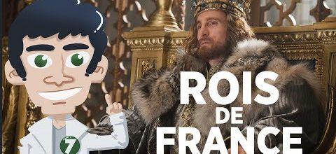 L'histoire bordélique des Rois de France