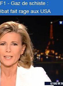 GAZ DE SCHISTE actualités - 18/02/2013 - Quand TF1 parle de l'exploitation du gaz de schiste...