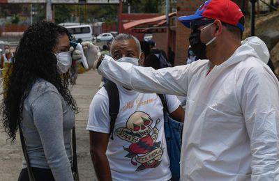 Covid-19 : le FMI refuse d'aider le Venezuela, la Chine et l'ONU manifestent leur soutien