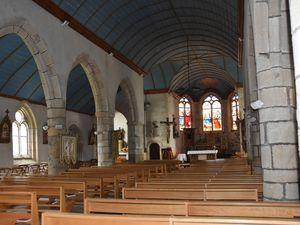 Église de Bretagne : Saint-Jérôme à Cast