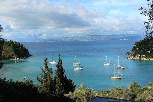 Reportage aux îles ioniennes (Grèce)
