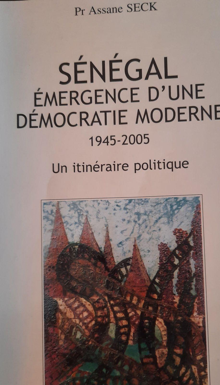 «Assane SECK (1919-2012), Universitaire, nationaliste, diplomate, homme d'Etat et de culture» par Amadou Bal BA - http://baamadou.over-blog.fr/