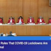 German Court Rules That COVID-19 Lockdowns Are Unconstitutional | GreatGameIndia