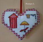 Cœur Valentin: J'aime l'été à la mer , face 2
