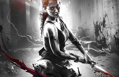 Dhaakad, a Bollywood's female centered spy-thriller film poster designed by us