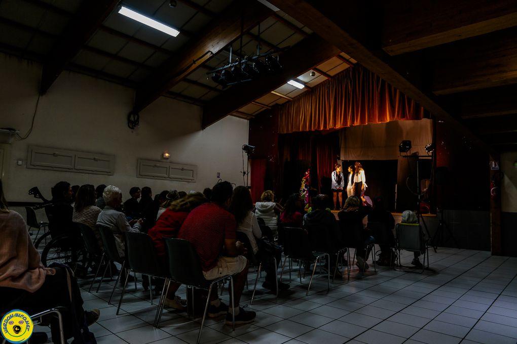 St André les Alpes   Théâtre : Amour ou Trahison avec la compagnie Placebo